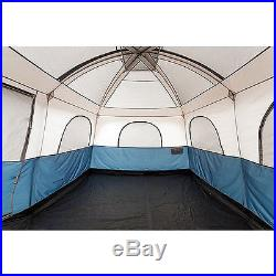 10 Person 2 Room Instant Family Camping Tent Cabin Hunting Fishing