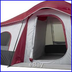 10 Person Tent Room Cabin Camping 3 Outdoor Family Instant Coleman Hiking