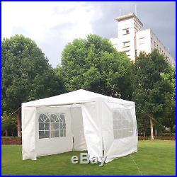 10'x20'/30' Outdoor Canopy Party Wedding Tent Heavy duty Gazebo Wedding Tent US