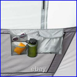 12 Person Instant Cabin Tent Camping Outdoor Shelter Family Outing Fishing Camp