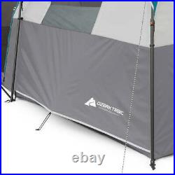 12-Person Instant Cabin Tent Heavy Duty Outdoor Camping Hiking Shelter Gear