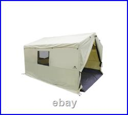 12' x 10' Outdoor Wall Tent with Stove Jack Camping, Sleeping Capacity 6 NEW