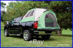 13890 Napier BackRoadz 13 Series Green/Grey Truck Tent Fits Crew 5.5' Beds