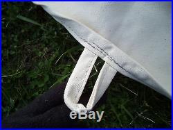 15ft. Diameter tipi, teepee, or tepee 100% cotton duck Outdoor or Indoor tent