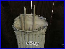 18' CHEYENNE STYLE tipi/teepee, liner, door, lacepins, bag