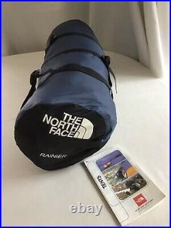 2001 The North Face Rainier 3 Season 2 Person Tent Never Used