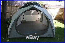 2016 REI Kingdom 8 Tent with Garage $629