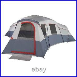 20 Person XL Jumbo Cabin Tent Shelter Camping Outdoor Adventure Sport Trail New