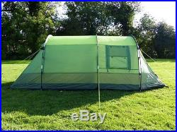 2 Berth Festival Tent Two Person Weekend Camping Tent OLPRO Abberley (Green)