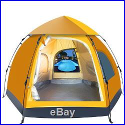 5-6 People Waterproof Automatic Outdoor Instant Pop Up Tent C&ing Hiking Tent  sc 1 st  Small C&ing Tents & Tag » waterproof « @ Small Camping Tents