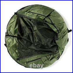 5-8 Person Waterproof Automatic Instant Open Shade Camping Family Tent Hiking US