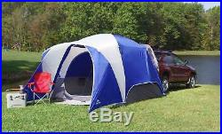 5-Person SUV Dome Tent Camping Free Standing Camp Grounds Backyard Easy Set Up
