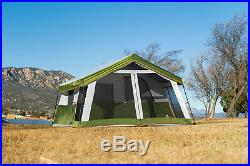 8 Person Instant Cabin Tent Family Camping Equipment Gear Sleeping Screen Porch