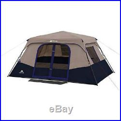 8 Person Tent Family Instant Cabin Outdoor Camping Room Waterproof