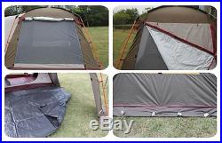 Alltel Trail 8 Person Instant Room Cabin Camping Family Tent Large Hiking Outdoo