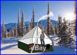 Atuk Kanguk Hot Tent 9u0027 Stove Jack Wintertrekker Ger Yurt Must See & Atuk Kanguk Hot Tent 9u2032 Stove Jack Wintertrekker Ger Yurt Must See ...