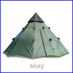 BattlBox Tupik 2-Person Tent Tupiq Tent Easy Setup & Take-Down Rain Shield