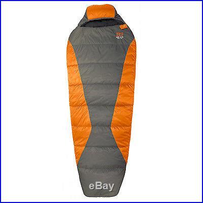 Bear Grylls 4 Person Rapid Series Tent + Bear Grylls Native Sleeping Bag Bundle
