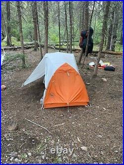 Big Agnes Copper Spur HV UL1 Ultralight Backpack Tent with Big Agnes Footprint