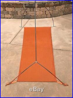Big Agnes Copper Spur UL1 Backpacking/Bikepacking Tent with Footprint