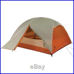 Big Agnes Copper Spur UL4 Tent 4-Person 3-Season Cool Gray/Terra Cotta One Size