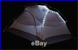 Big Agnes Copper Spur UL 2 Person Tent mtnGLO with LED Lights! Backpacking/Camping