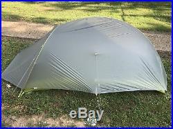 Big Agnes Fly Creek UL1 Platinum Ultralight Tent