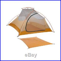 Big Agnes Fly Creek UL3 3 Person Ultralight Backpacking Tent WithFootprint NEW