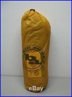Big Agnes Fly Creek UL 1 (2014) 3-Season Backpacking Tent