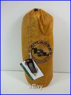 Big Agnes Fly Creek UL 3 3-Season Backpacking Tent