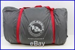 Big Agnes Flying Diamond 6 (2016) 3-Season Camping Tent