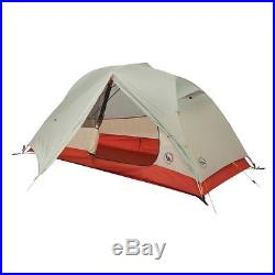 Big Agnes Lone Spring 1 Person 3 Season Backpacking Tent