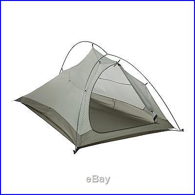Big Agnes Slater UL 2 Person Tent! High Quality Ultralight Backpacking Tent