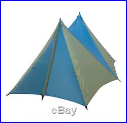 Black Diamond Beta Light 2 Person Floorless Tent NEW SilNylon 1lb 8oz 2 Blue