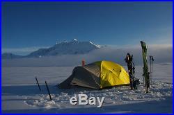 Black Diamond CLR Bombshelter 4 Person 4 Season Backpacking Tent NEW