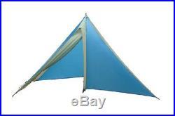 Black Diamond Mega Light 4-Person Tent Ultralight SilNylon Shelter All Season