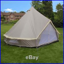 Boutique Camping 4m Lightweight Bell Tent