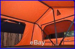 Brand New 2018 Tepui Ruggedized Series Kukenam 4 Roof Top Tent Expedition Orange