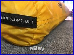 Brand New Big Agnes Fly Creek High Volume HV UL1 Tent ASH/GOLD