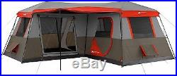 Brand New Ozark Trail 12 Person 3 Room L-Shaped Instant Cabin TentOzark Trail 3