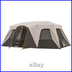 Bushnell Shield Series 12 Person 3 Room Instant Cabin Tent Camping Outdoor NEW