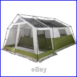 Cabin Tent Camping Outdoor Camp Fun 8-Person Family Screen Porch Carrying Bag
