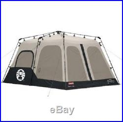 Camping Tent Outdoor 8 Person Family Waterproof 2 Room Dome Shelter
