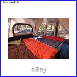 Camping Tent Outdoor 8 Person Large 2 Room Family Cabin Hiking Hunting