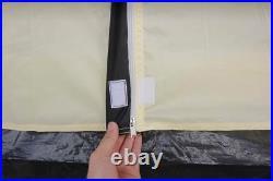 Camping tent 2 person tent Tipi Waterproof Mesh for door Ventilation by Shumaxx