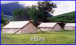 Canvas Mountain Man / Civil War Wall Tent 8FTx10FT