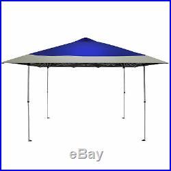 Caravan Canopy Haven Sport 12 x 12 Foot Folding Instant Shade Canopy Tent, Blue