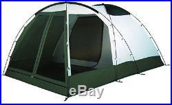 Chinook Twin Peaks Guide 6 Person 3-Season Tent, Fiberglass 11622