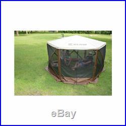 Clam Quick Set Pavilion Outdoor Gazebo Rain Fly, Tan (Rain Fly Only)