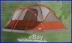 Coleman 2000010637 Red Screened 4-Person Evanston Tent New In Box  sc 1 st  Small C&ing Tents & Coleman 2000010637 Red Screened 4-Person Evanston Tent New In Box ...